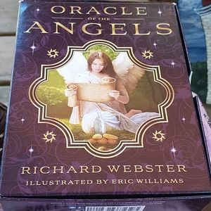 NWOT Oracle of the Angels Box Set